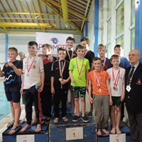 Boys U14 Relay - 3rd prize winners